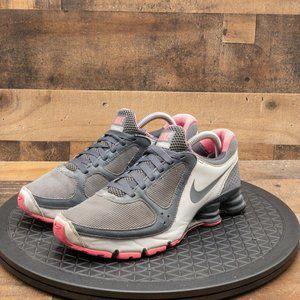 Nike Shox Turbo 10 Womens Athletic Shoes Sz 9